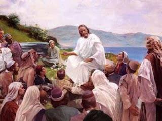 parabola de la cizana, jesus