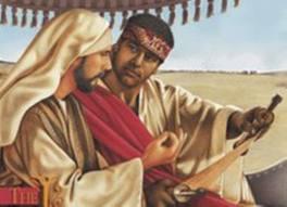 felipe, etiope, evangelio
