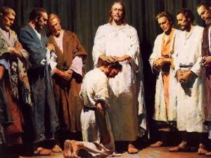 iglesia primitiva, jesus, discipulos, apostoles