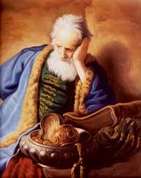 jeremias, profeta, biblia, personaje biblico, lamentaciones
