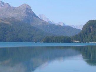 lago cenagoso, bosquejo