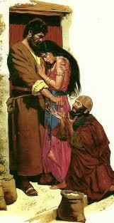 oseas y esposa, profeta, biblia, personajes biblicos