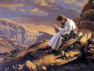 tentación, jesus, jesús, oracion