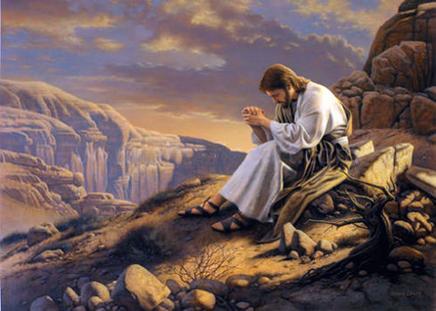 tentación, desierto, jesús, satanas, te cierto te digo