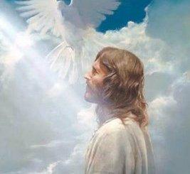 espiritu santo, jesus dice, cielo, pecado