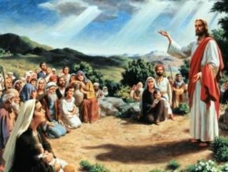 jesús, jesus de nazareth, predicando