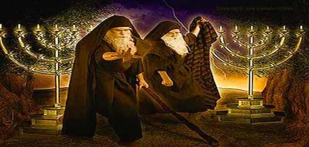 los 2 testigos del apocalipsis