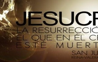 resurrección, vida, cristo