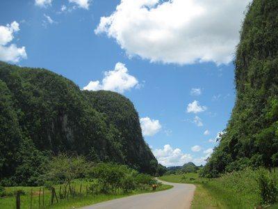 paisaje, hombre, cielo, nubes, restauración