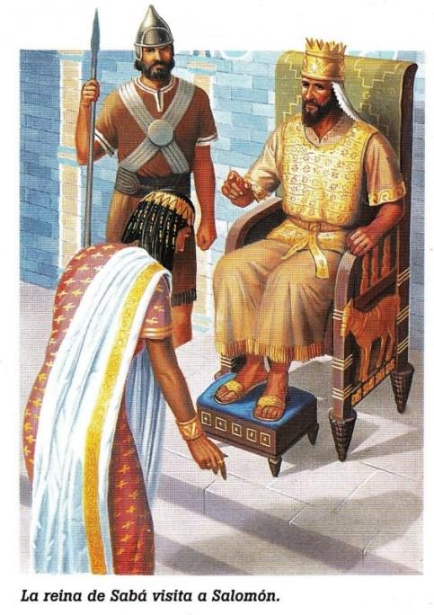 reina de saba, salomon, reyes