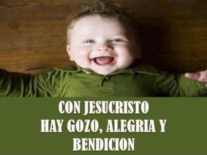 gozo, jesucristo, alegria, bendición