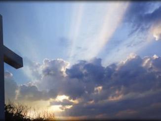 amor, transformador, Dios, cruz, cielo