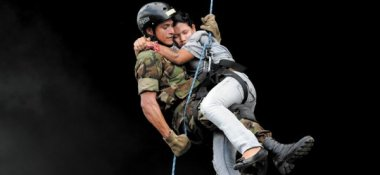 Rescate, salvación, salvo, salvo siempre salvo