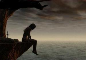 angustia, ansiedad, perdido