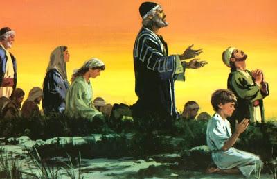 La Oración De Nehemías Bosquejo Para Sermones