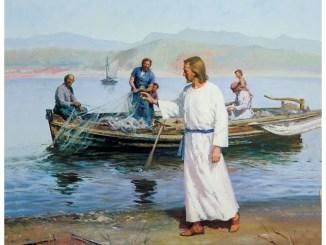 el llamado, cristo, seguir, cruz