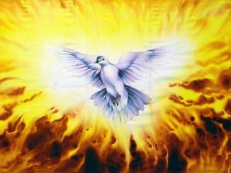 bautismo,espiritu, santo, fuego