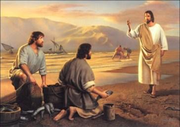jesus mismo llama y prepara a sus lideres, llamado, jesus te llama,
