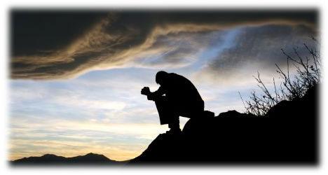 pedir, saber pedir a Dios, orando