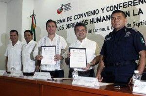 Solidaridad derechos humanos