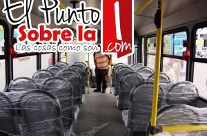 transporte publico nuevo