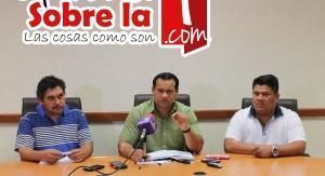 CONFERENCIA DE PRENSA PGJE