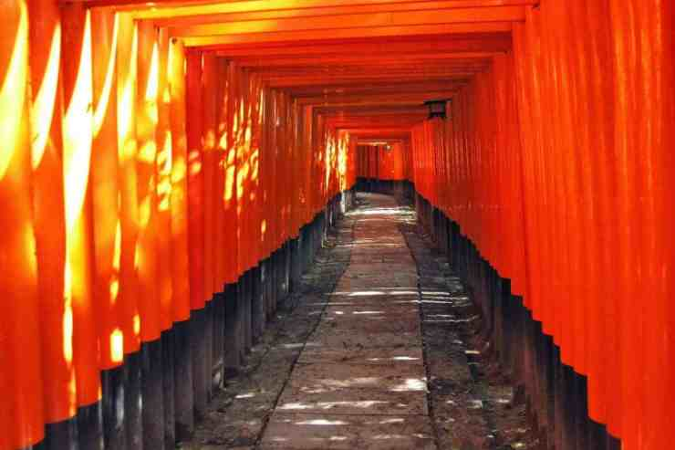 Fushimi-Inari Japan