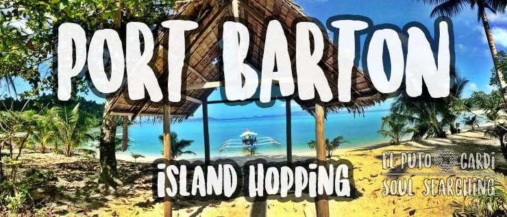 Port Barton Island Hopping - Travel tips, tricks & Off-The-Beaten-Path