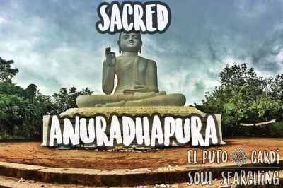How to go to Anuradhapura from Colombo