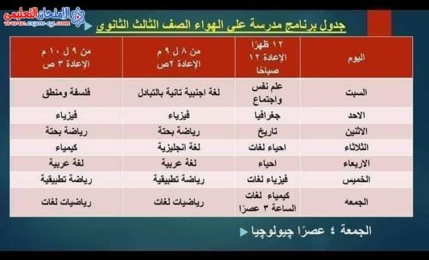 بث اشارة تردد مصر التعليمية الجديد 2021لمتابعة الدروس المدرسية للصفوف الابتدائية والثانوية والاعدادية