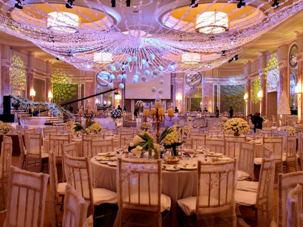 Four Seasons Hotel Cairo - Nile Ballroom
