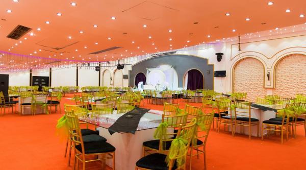 Queen's Hall for Weddings