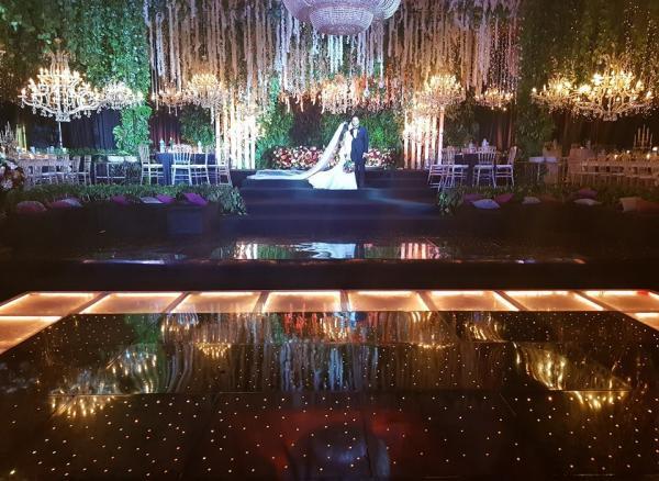 وايت بليس لتنظيم حفلات الزفاف
