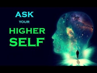 connect to your higher self