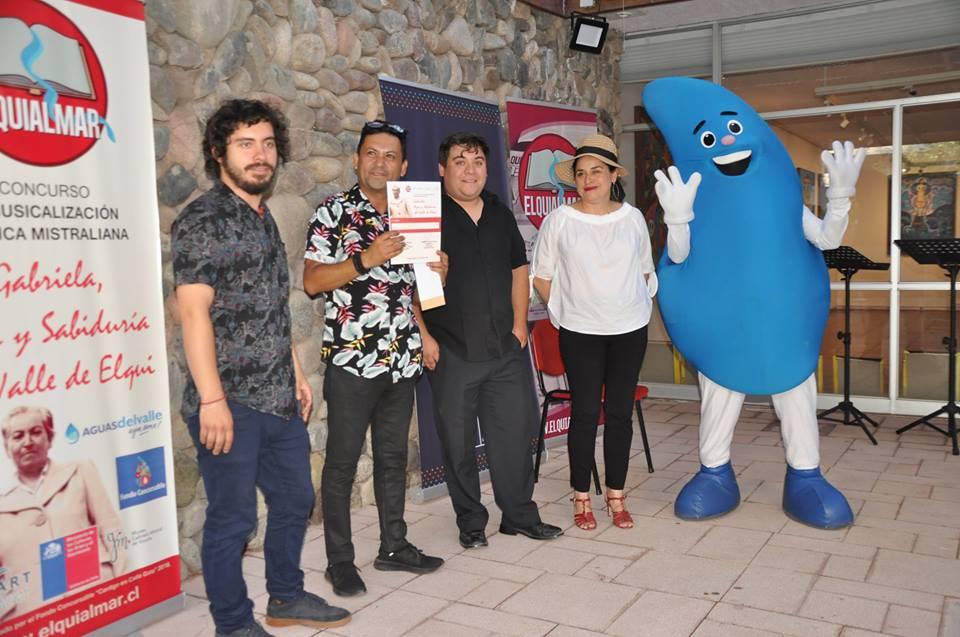 2%C2%B0 LUGAR CHILE 3 - Exitosa primera edición de Festival de la Canción Mistraliana en la comuna de Vicuña