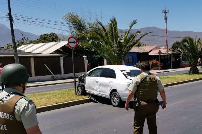 Delincuentes asaltaron estación de servicio