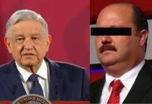 """""""Nadie por encima de la ley"""" Obrador sobre extradición de Duarte"""