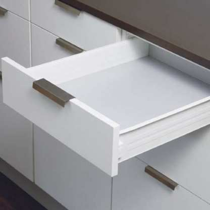 Innobox Steel Drawer 86mm Wall Height. Lengths from 270mm to 550mm 1