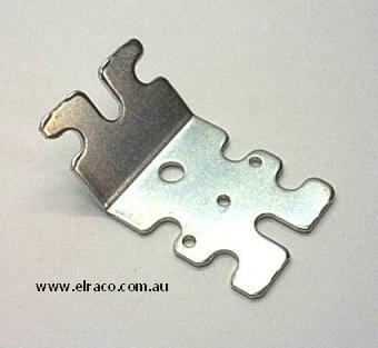 Angle Bracket System 32 -135 degree - Zinc Plated 1