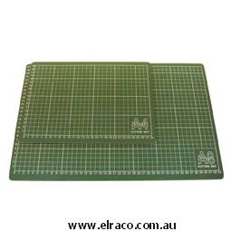Cutting Mat Green A5 - 200x150x3mm 1