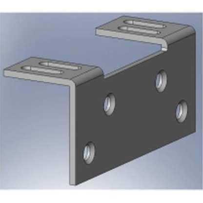 Side Fix Bracket Quick Release -Cowdroy TT33800 1