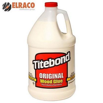 Titebond  Original  3.785lt - Aliphatic PVA Wood Glue - Cream colour - Dries cream 1