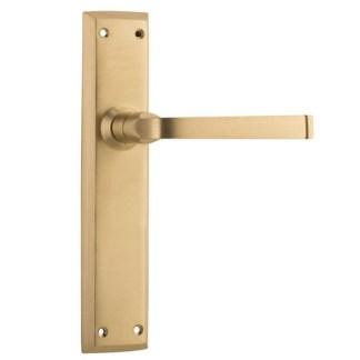 Satin Brass Door Hardware 33