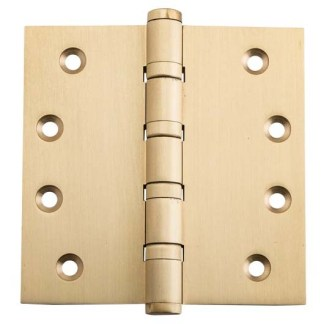 Satin Brass Door Hardware 59