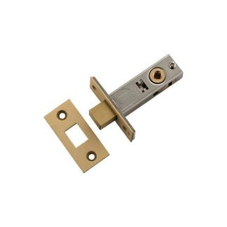 Tube Latches and Tube Locks for Passage and Privacy Doors 62