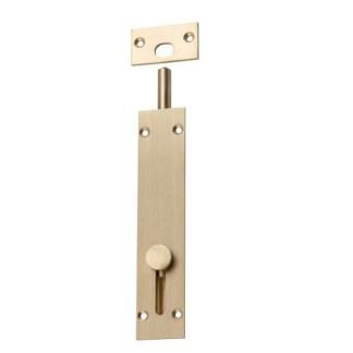 Satin Brass Door Hardware 89