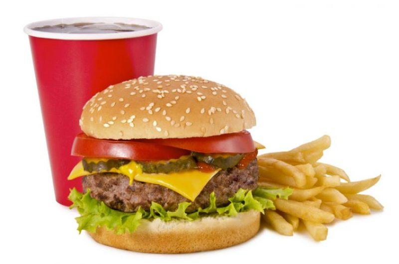 makanan khas amerika burger