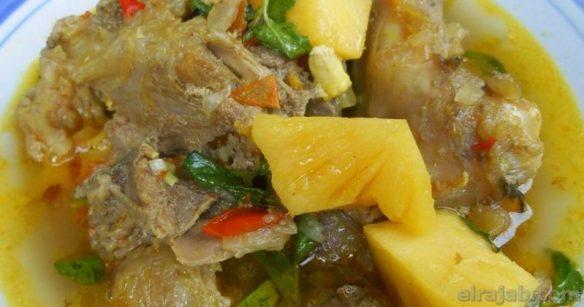 makanan khas wonogiri