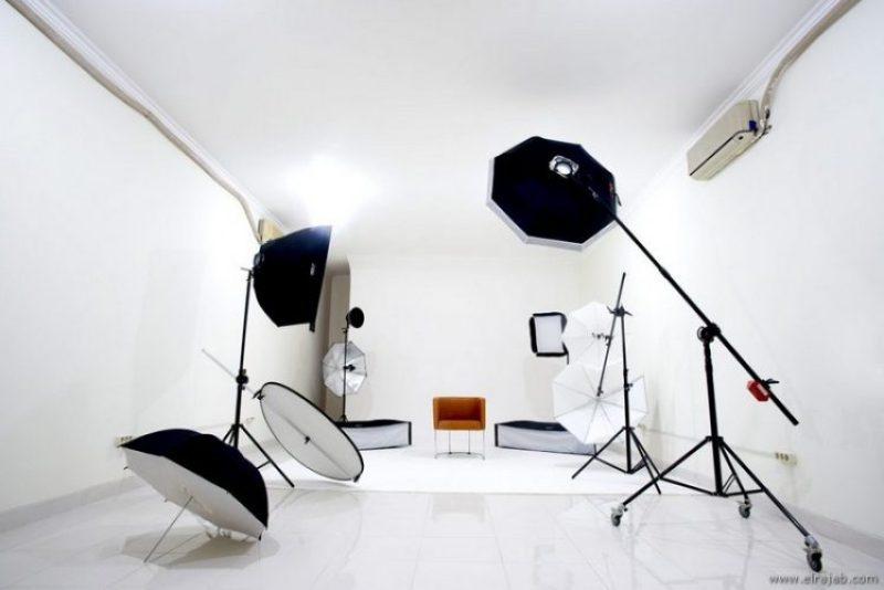 jenis jenis lighting studio