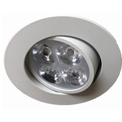 5watt led adjustable recessed lights